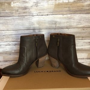Lucky Brand Boots Eugina Bootie